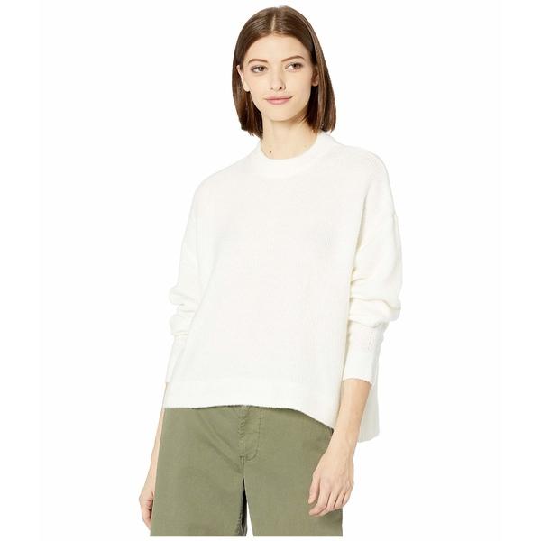 ビジョッププラスヤング レディース ニット&セーター アウター Montauk Sweater Ivory