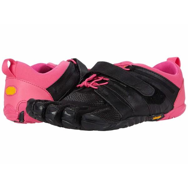 ビブラムファイブフィンガーズ レディース スニーカー シューズ V-Train 2.0 Black/Pink