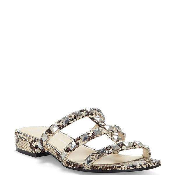 ジェシカシンプソン レディース サンダル シューズ Caira Snake Print Studded Sandals Snake