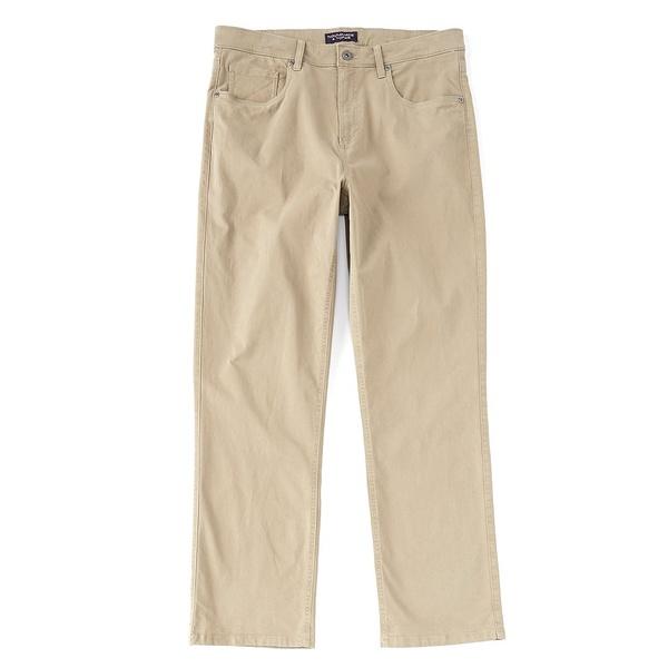 ランドツリーアンドヨーク メンズ カジュアルパンツ ボトムス 5 Pocket Pants Khaki