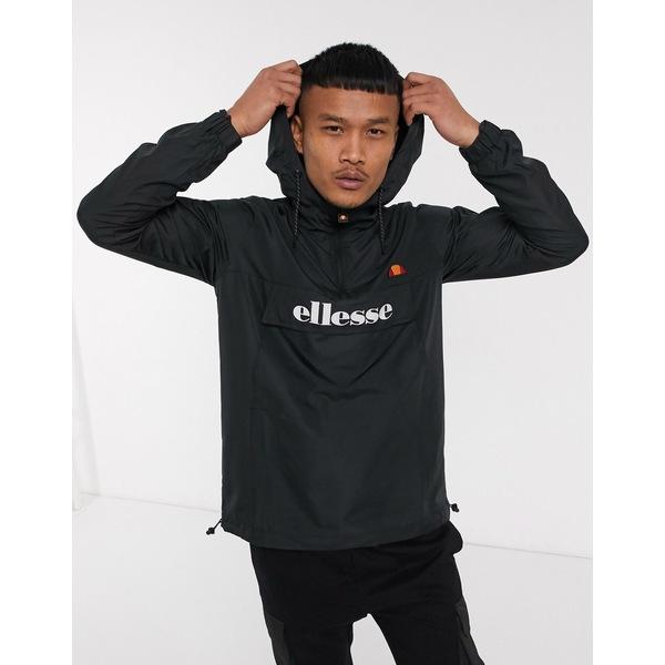 overhead ASOS jacket エレッセ at ジャケット&ブルゾン in メンズ Black ellesse アウター Joli utility reflective exclusive black