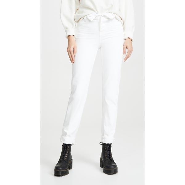 アレキサンダーワン レディース デニムパンツ ボトムス Cult Flip Jeans Carpenter White