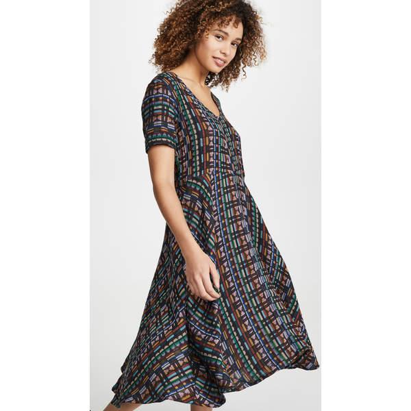 エース Dress・アンド・ジグ レディース レディース ワンピース トップス トップス Luella Dress Kaleidoscope, ツクバグン:33f72ff9 --- officewill.xsrv.jp