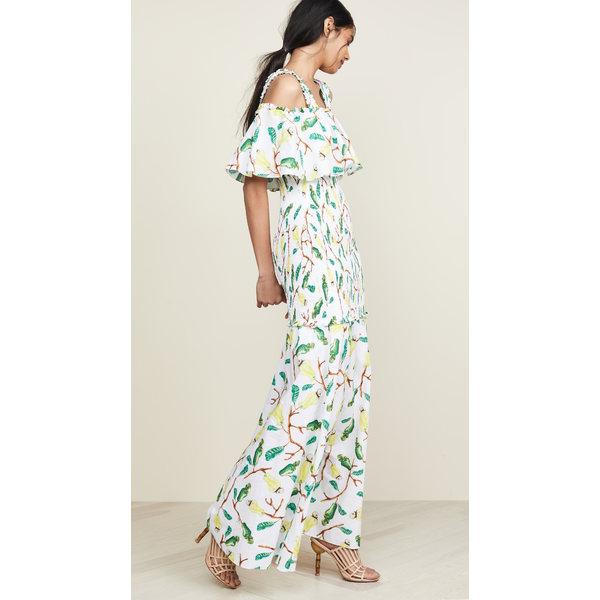 アイソルダ レディース アイソルダ ワンピース トップス Floral ワンピース Sleeveless Sleeveless Dress White Floral, WORLD WIDE MARKET:43a175d0 --- officewill.xsrv.jp
