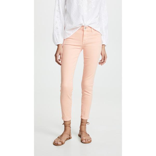ジェイブランド レディース デニムパンツ ボトムス 835 Mid Rise Crop Skinny Jeans Faded Aeon