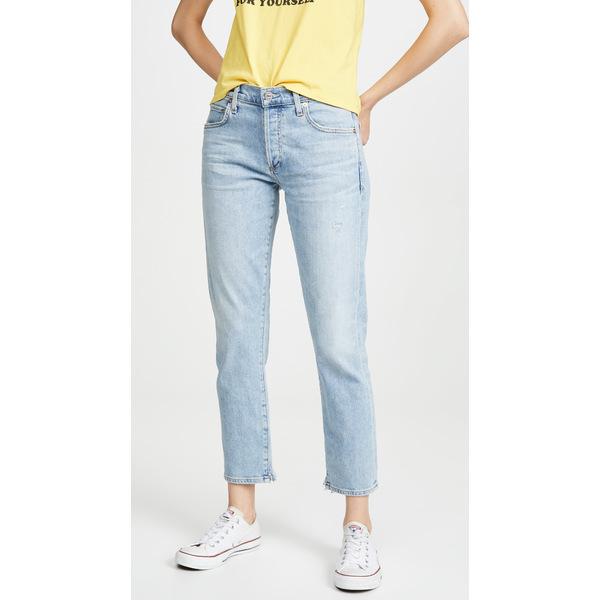 シチズンズ オブ ヒューマニティ レディース デニムパンツ ボトムス Emerson Slim Fit Boyfriend Jeans Ever