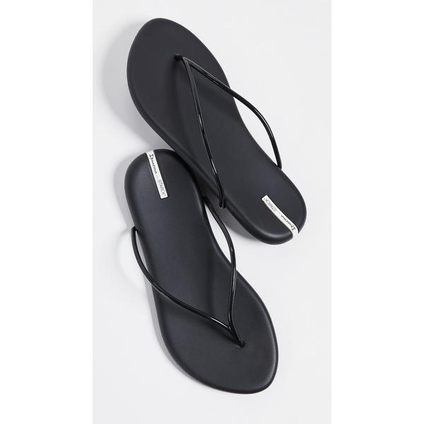 イパネマ レディース サンダル シューズ Philippe Starck Thing M II Flip Flops Black/Black