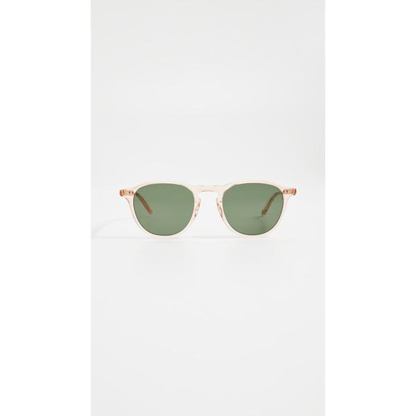 ギャレットライト レディース サングラス&アイウェア アクセサリー Hampton 46 Sunglasses Pink/Grey