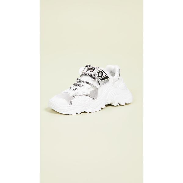 ナンバー21 レディース スニーカー シューズ Billy Pvc Sneakers White