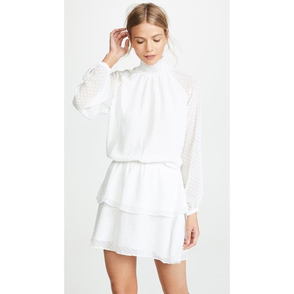 ユミキム レディース ワンピース レディース トップス Class Act Dress Dress ユミキム Swiss Dot White, コモノチョウ:30eb6bd3 --- officewill.xsrv.jp