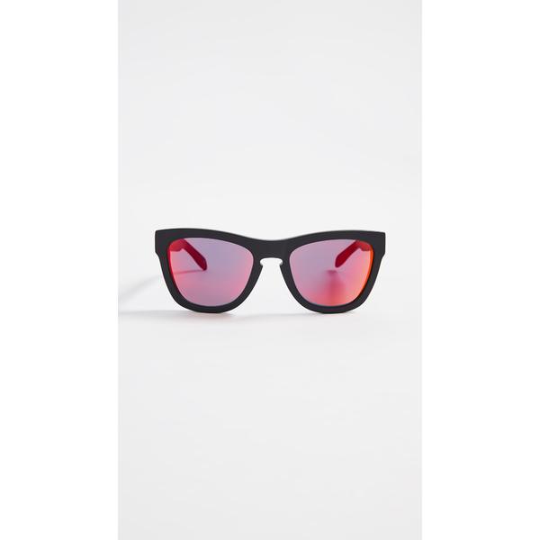 ウェストワードラーニング レディース サングラス&アイウェア アクセサリー Pioneer Sunglasses Black/Red