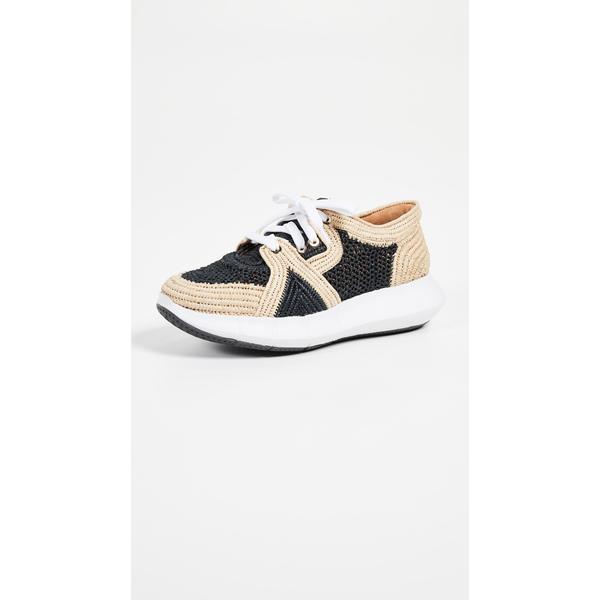Noir/Natural シューズ Sneakers スニーカー レディース Aero クレージェリ