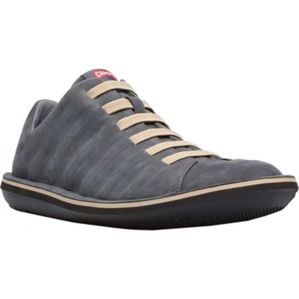 カンペール メンズ スニーカー シューズ Beetle Sneaker Charcoal Nubuck