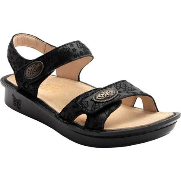アレグリア レディース サンダル シューズ Vienna Quarter Strap Sandal Go Lightly Leather
