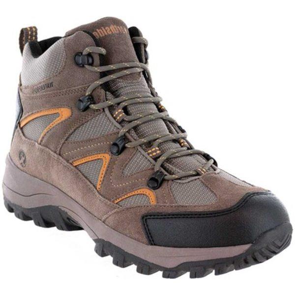 ノースサイドフットウェア メンズ ブーツ&レインブーツ シューズ Snohomish Waterproof Mid Hiking Boot Tan/Dark Honey Suede/Nylon