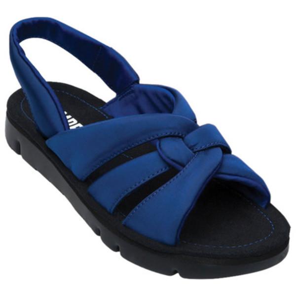 カンペール レディース サンダル シューズ Oruga Slingback Sandal Navy Technical Fabric