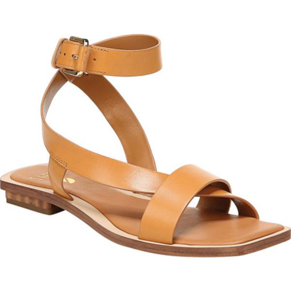 サルトバイフランコサルト レディース サンダル シューズ Ema Ankle Strap Sandal Camel Vachetta Leather