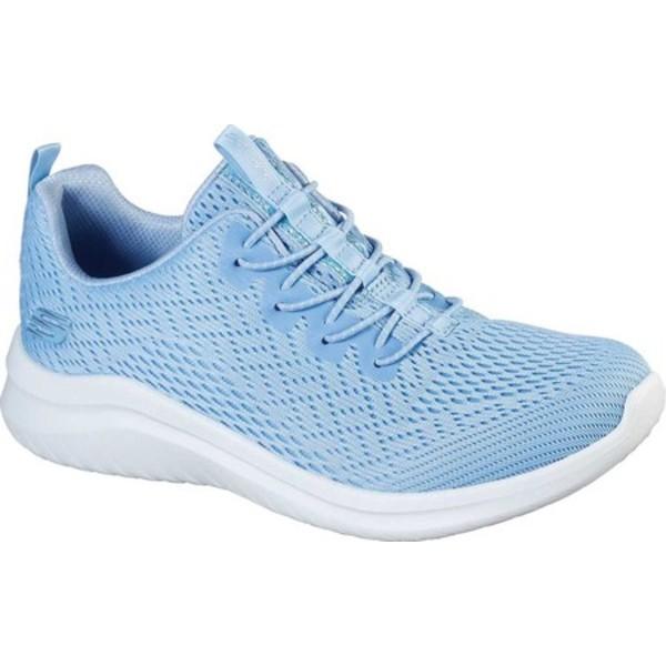 スケッチャーズ レディース スニーカー シューズ Ultra Flex 2.0 Lite-Groove Sneaker Blue
