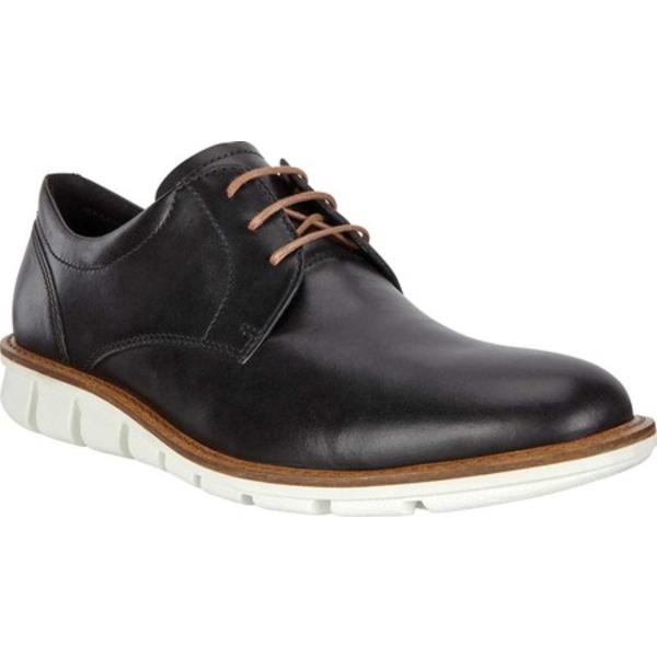 エコー メンズ ドレスシューズ シューズ Jeremy Modern Oxford Black Full Grain Leather