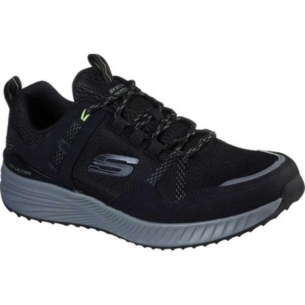 スケッチャーズ メンズ ブーツ&レインブーツ シューズ TR Ultra Walking Shoe Black/Charcoal