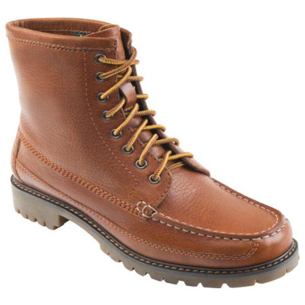 イーストランド レディース ブーツ&レインブーツ シューズ Charlie 1955 Moc Boot Peanut Leather