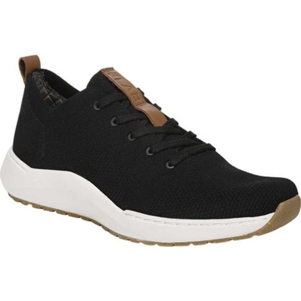 ドクター・ショール メンズ スニーカー シューズ Howe Sneaker Black Engineered Knit
