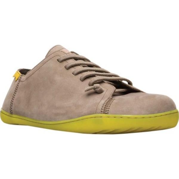 カンペール メンズ スニーカー シューズ Cami Shoe Medium Gray Nubuck