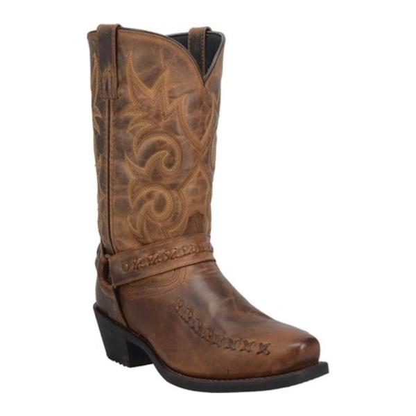 ラレド メンズ ブーツ&レインブーツ シューズ Kearny Cowboy Boot 6843 Tan Leather