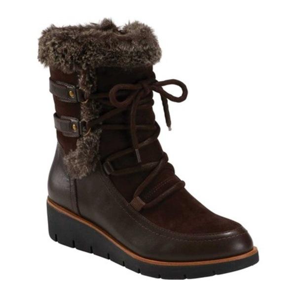 アース レディース ブーツ&レインブーツ シューズ Zurich Basel Ankle Boot Java Multi Leather