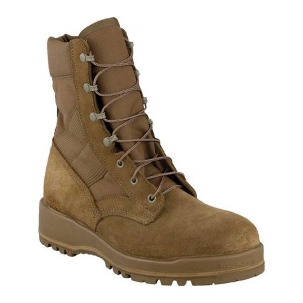アルタマ メンズ ブーツ&レインブーツ シューズ Wrath HW Steel Toe Military Boot Coyote Fleshout Cowhide Leather/Cordura