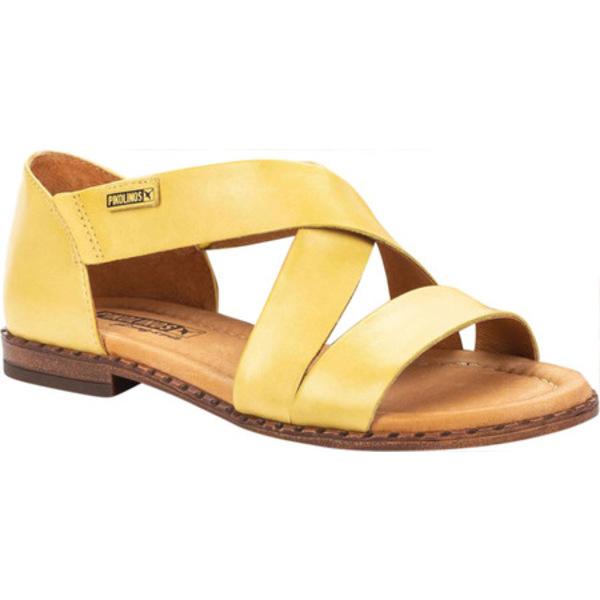 ピコリーノス レディース サンダル シューズ Algar Strappy Sandal W0X-0552 Sol Calfskin
