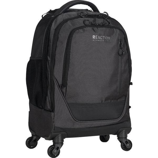 ケネスコール メンズ ビジネス系 バッグ Roll On Back 4-Wheeled Double Compartment 17 Computer Backpack 34800
