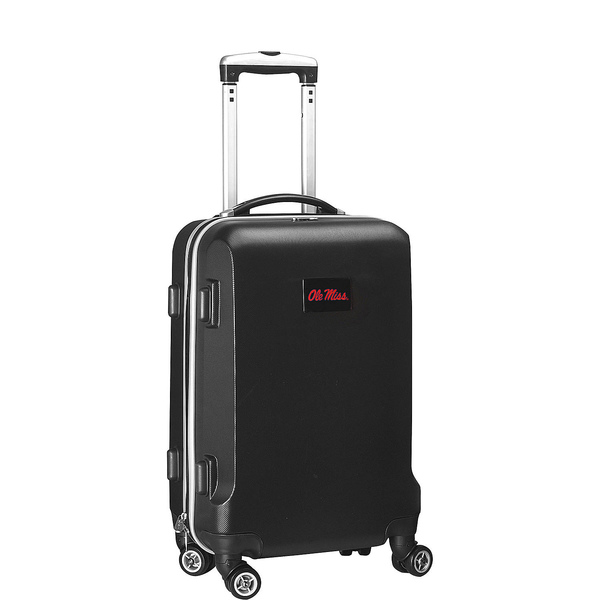 デンコスポーツ レディース スーツケース バッグ NCAA University of Mississippi 20 Hardside Domestic Carry-on Spinner 38800