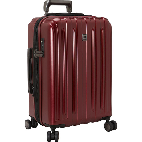 デルシー レディース スーツケース バッグ Helium Titanium Carry-On Expandable Spinner Trolley 56800
