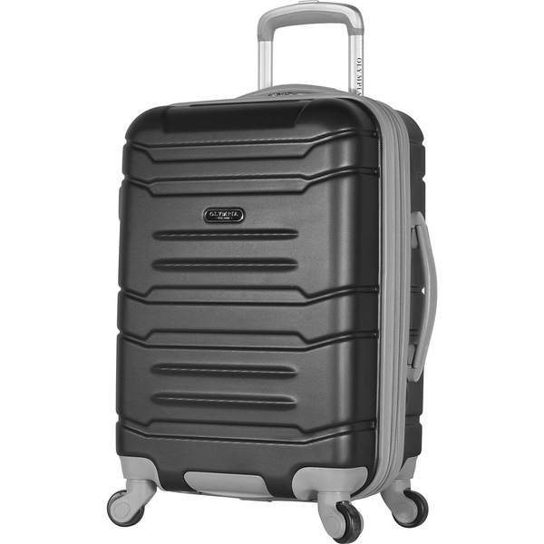 オリンピアUSA メンズ スーツケース バッグ Denmark 21 Hardside Carry-On Spinner with Hidden Compartment 15980