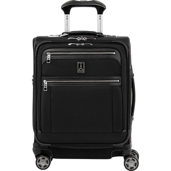 トラベルプロ メンズ スーツケース バッグ Platinum Elite International Expandable Carry-On Spinner with USB Port 68800