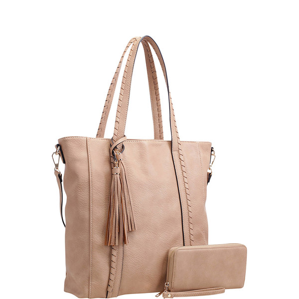 MKFコレクション メンズ トートバッグ バッグ Yexi Tote with Wallet 14980