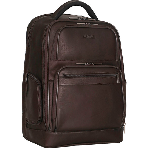 ケネスコール メンズ ビジネス系 バッグ Ease Back Dual Compartment 15.6 Laptop RFID Business Backpack 32800
