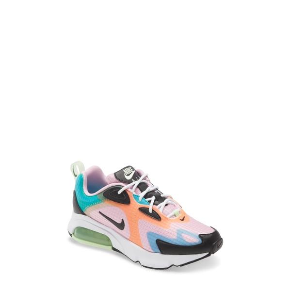 ナイキ レディース スニーカー シューズ Air Max 200 SE Sneaker Arctic Pink/ Black/ Orange