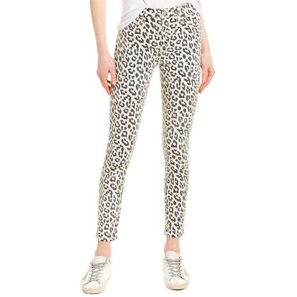 激安大特価! ジョーズジーンズ レディース カジュアルパンツ ボトムス JOE'S Jeans Black & White Leopard High-Rise Skinny Leg black & white leopard, シーツ屋 9425429c