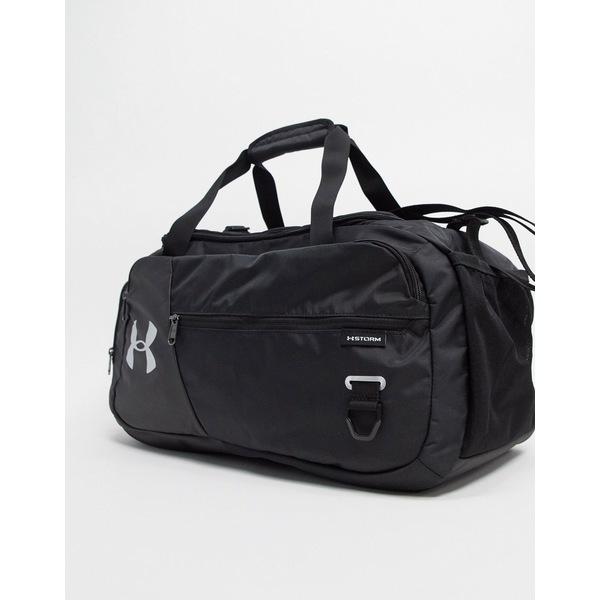 アンダーアーマー メンズ ボストンバッグ バッグ Under Armour Training duffel 4.0 bag in black Black