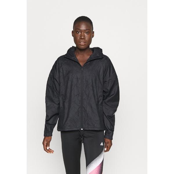 アディダス レディース アウター 特価 ジャケット ブルゾン black 結婚祝い Training - 全商品無料サイズ交換 efuy0224 jacket