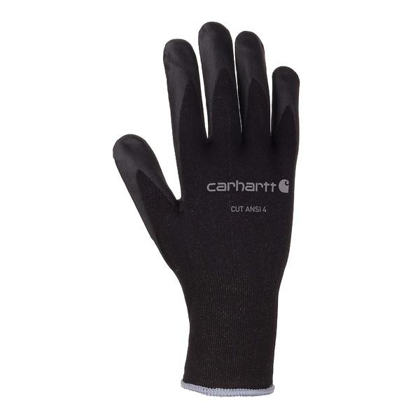 カーハート メンズ アクセサリー 手袋 Black 新作アイテム毎日更新 Cut 4 全商品無料サイズ交換 ストアー Glove Ansi