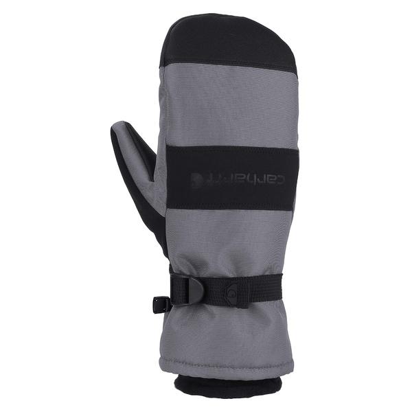 カーハート 授与 セール開催中最短即日発送 メンズ アクセサリー 手袋 Dark Grey Black Mitt Insulated W.p. Waterproof 全商品無料サイズ交換