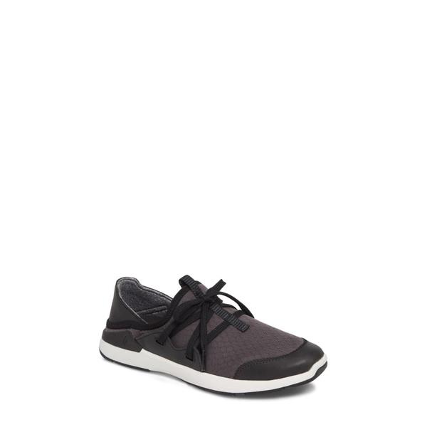 オルカイ レディース スニーカー シューズ Miki Li Convertible Sneaker Black/ Black Fabric