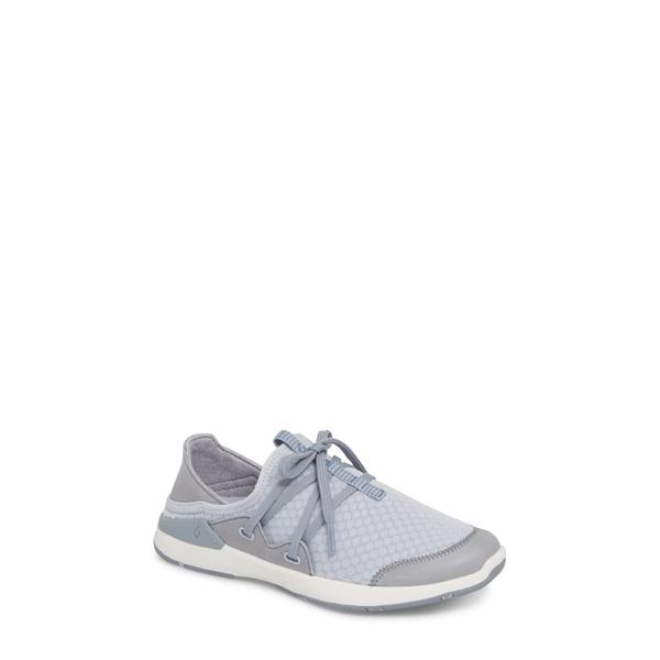 オルカイ レディース スニーカー シューズ Miki Li Convertible Sneaker Ocean Fog/ Tradewinds Fabric