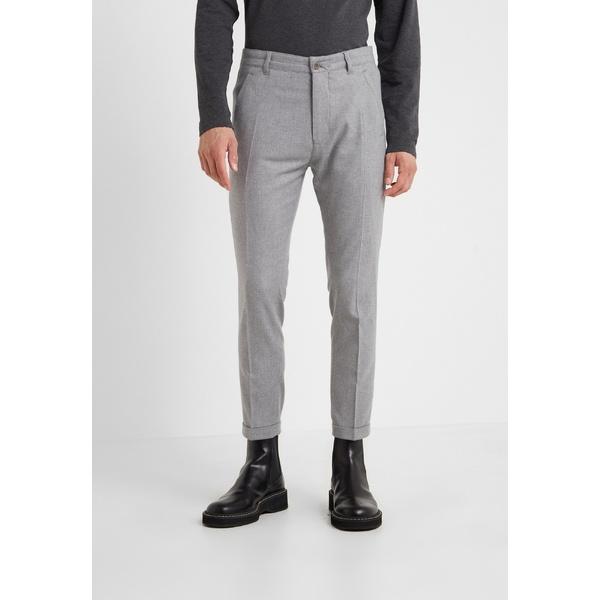 ドライコーン 男女兼用 メンズ ボトムス カジュアルパンツ light grey 全商品無料サイズ交換 出荷 BREW eipn0153 - Trousers