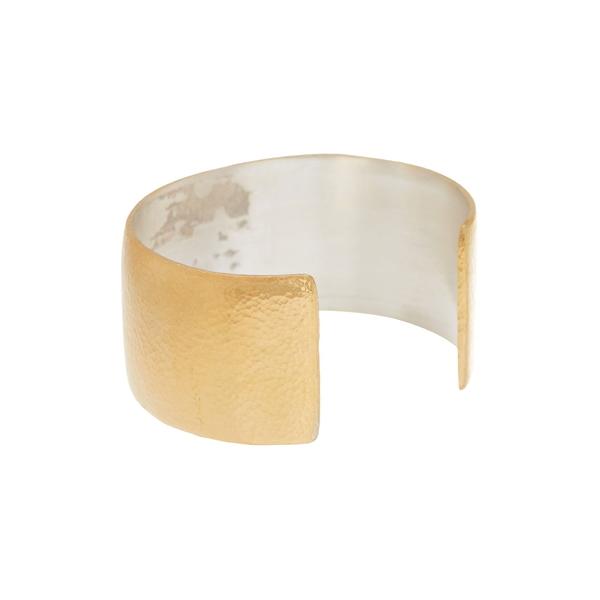グーラン レディース アクセサリー ブレスレット バースデー 記念日 ギフト 贈物 お勧め 通販 バングル アンクレット Bracelet 返品送料無料 Cuff 全商品無料サイズ交換 Wide GOLD