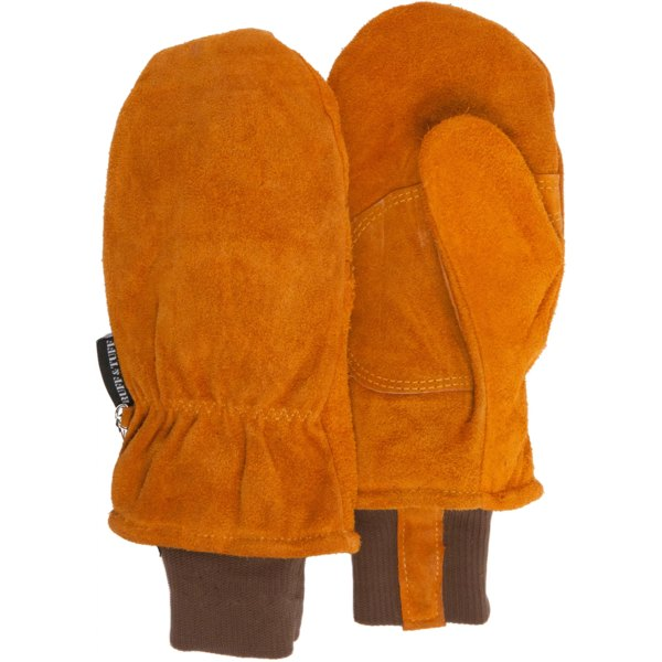 QuietWear メンズ アクセサリー 手袋 Rust 全商品無料サイズ交換 クワイエットウェア Thinsulate and 海外並行輸入正規品 Ruff Men's 高価値 Tuff Mittens