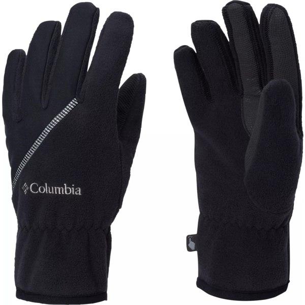 ギフト 輸入 Columbia レディース アクセサリー 手袋 Black 全商品無料サイズ交換 Women's Fleece コロンビア Wind Gloves Bloc
